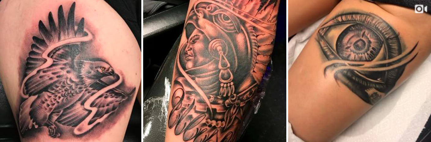 Half Sleeve Tattoo Cost: LAS VEGAS TATTOO SHOP